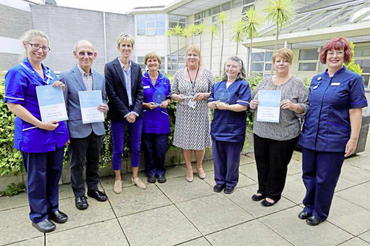 'Extraordinary' nurses and carers honoured