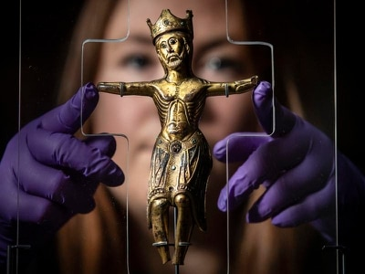 Rare 800-year-old figure of Christ to return to York