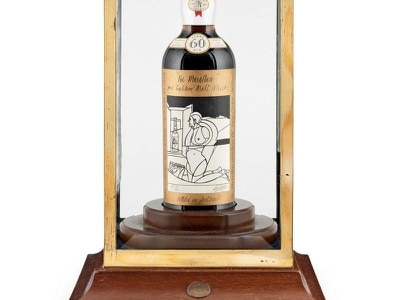 'Holy grail' of whisky to be auctioned for up to £900,000