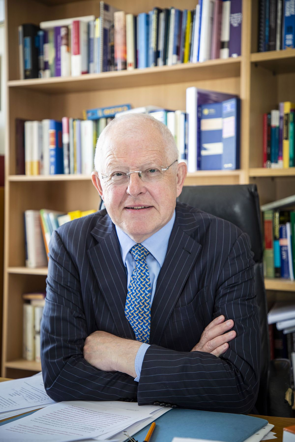 Advocate Raymond Ashton. (Picture by Sophie Rabey, 28395688)