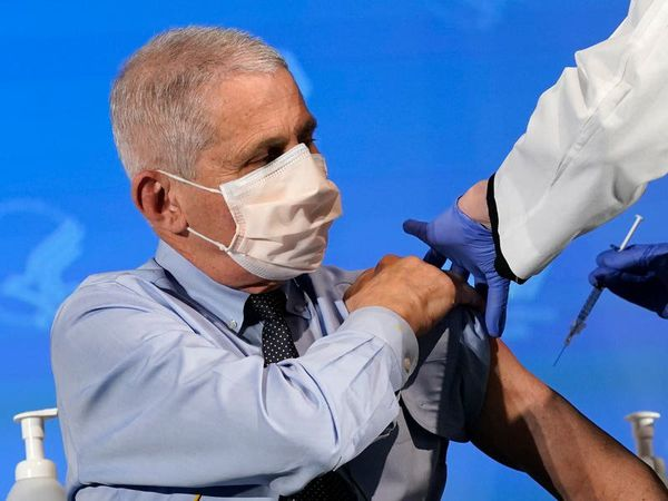Anti-vaccine sentiment in UK and US is really quite concerning – Anthony Fauci