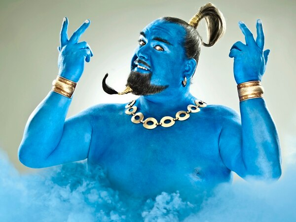 Thanks Sark, you've just released the genie…