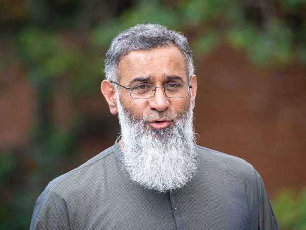 Social media accounts of radical preacher Anjem Choudary suspended