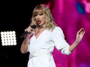 Taylor Swift joins TikTok with vinyl announcement