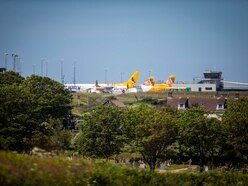 Aurigny to operate two return flights to Manchester