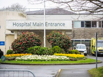 Three people with coronavirus being treated in hospital