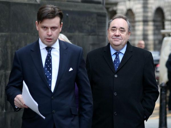Salmond inquiry refuses to pay former first minister's legal fees