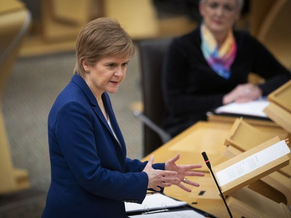 I'll tackle transphobia if it exists in my party – Sturgeon
