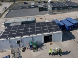 GE wastes no time installing Longue Hougue solar arrays