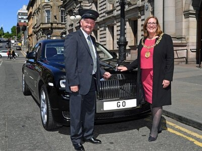 Council criticised for accepting anonymous donation of Rolls Royce