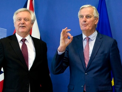 Islands 'will not be forgotten' during Brexit
