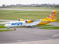 Aurigny turned down Heathrow slots to maintain Gatwick service