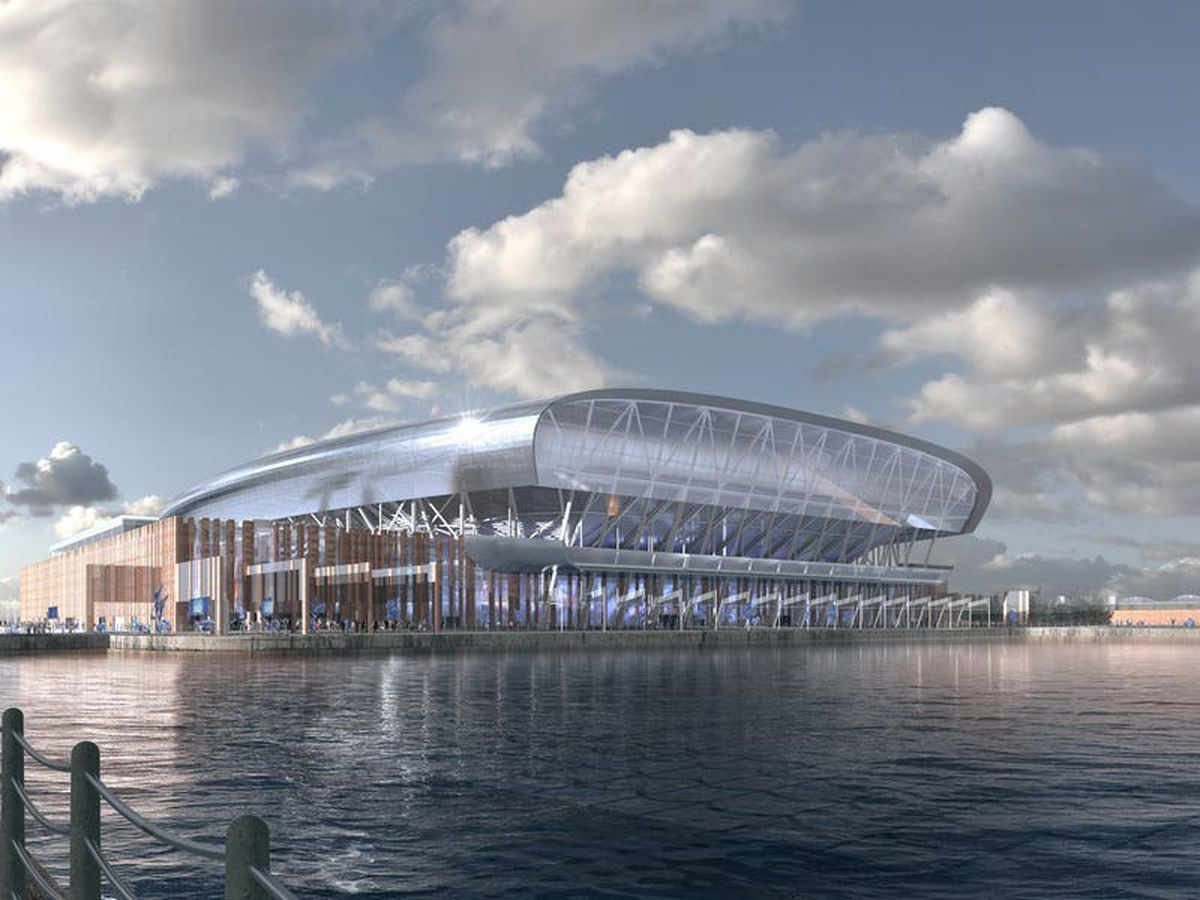 Everton secure planning permission for new stadium at Bramley-Moore Dock