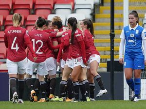 Man Utd back on top of the Women's Super League after beating Birmingham