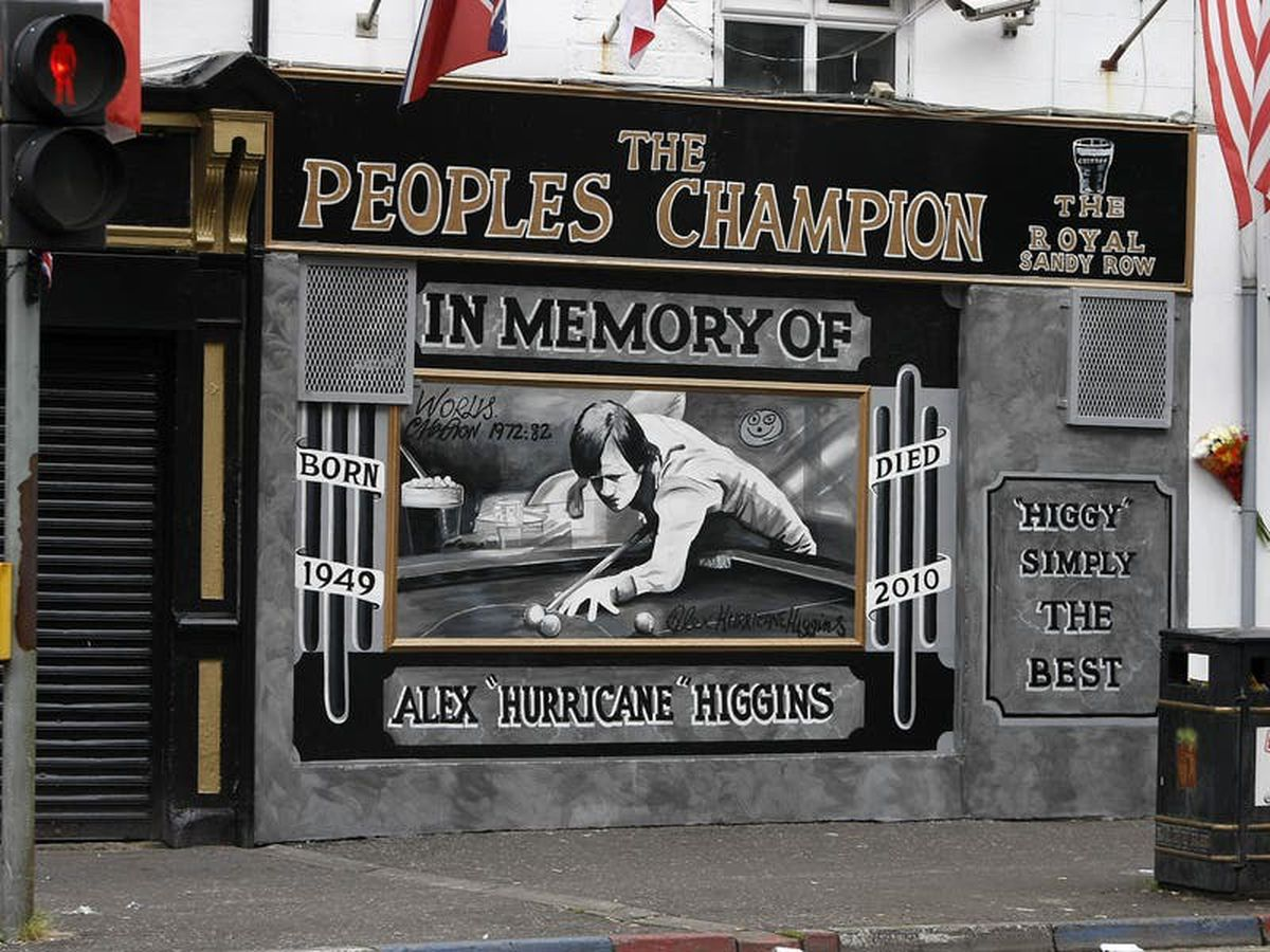 On this day in 2010: Alex Higgins dies at age of 61