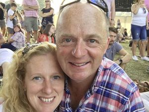 Jason and Katherine Salisbury are moving to become Sark's new dairy farmers. (26826096)