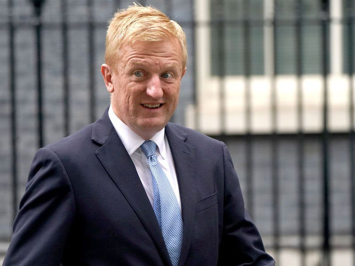 Junior minister parachuted in to deliver Oliver Dowden speech after reshuffle