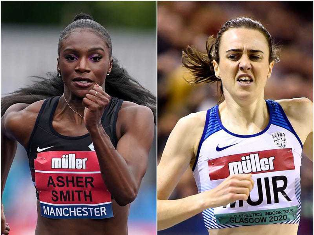 Team GB stars preparing for the Olympics – Thursday's sporting social