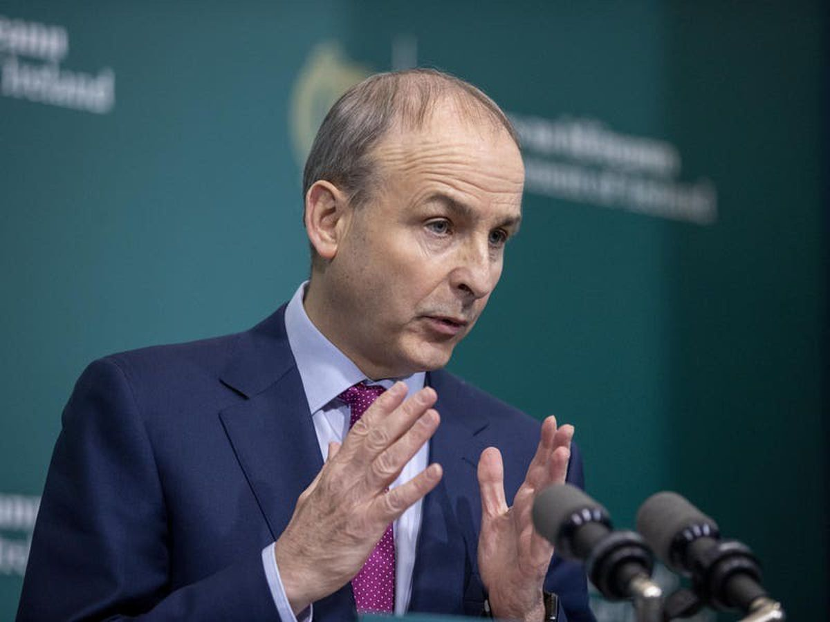 High level Covid restrictions to remain until at least April 5: Taoiseach