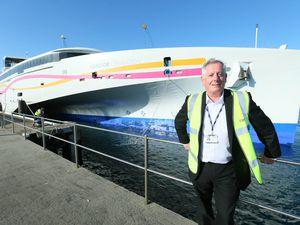 Condor CEO Paul Luxon. (28575004)