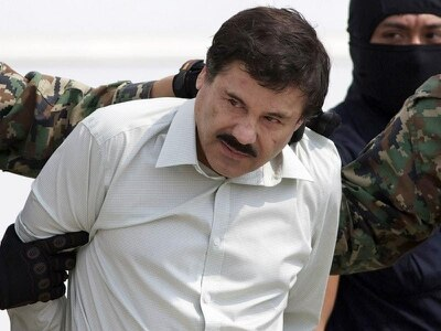 Mexican drug lord El Chapo sentenced to life in US prison