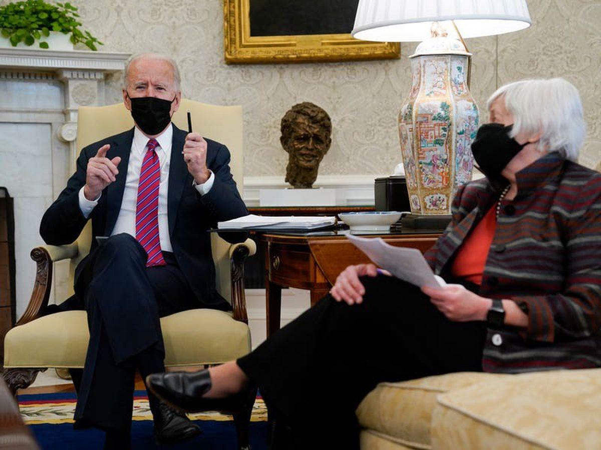 Portman, GOP lawmakers urge Biden to meet with them on virus relief