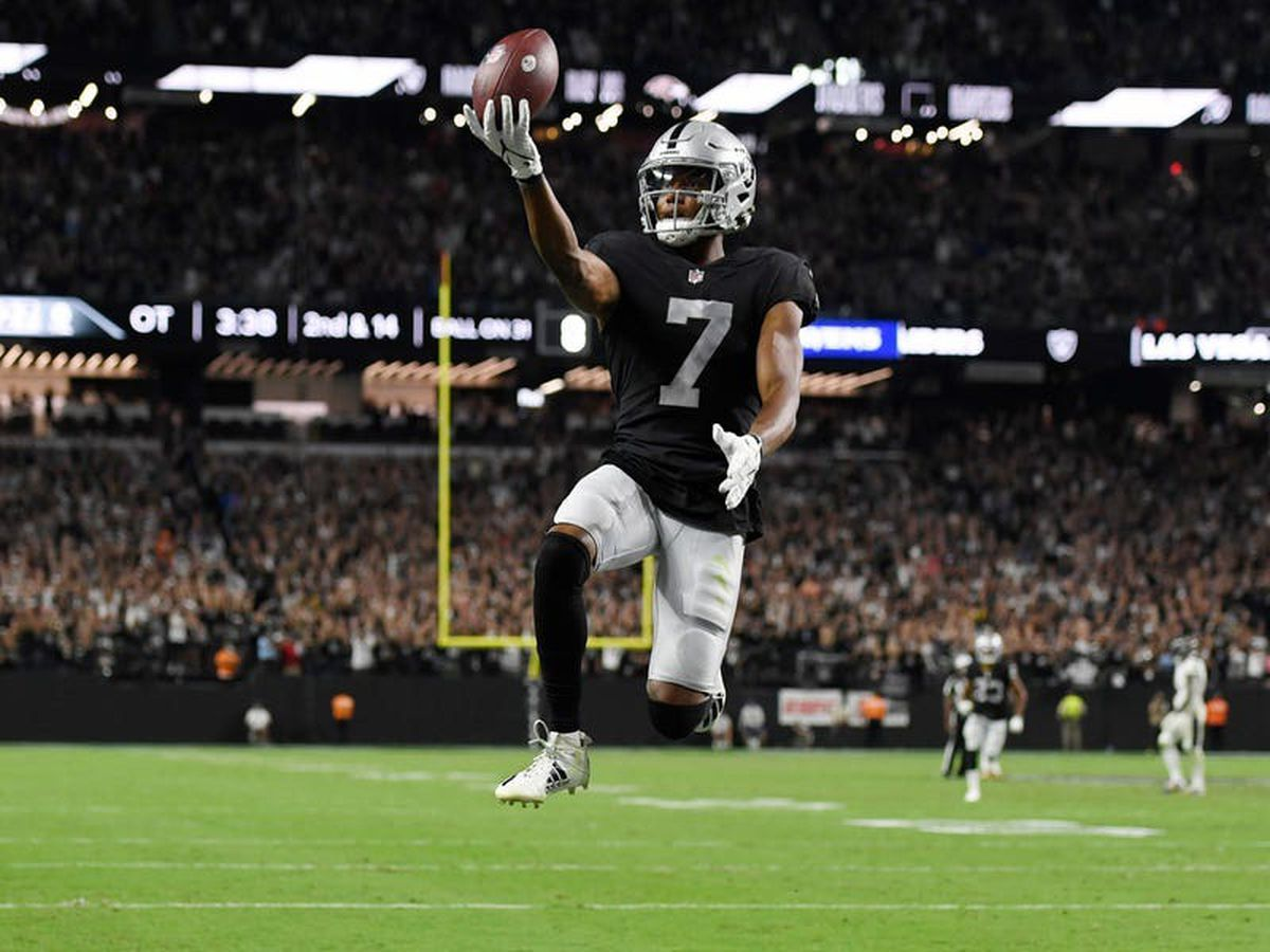 Las Vegas Raiders edge out Baltimore Ravens 33-27 in overtime