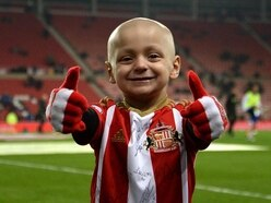 Sunderland and Everton players will wear Bradley Lowery Foundation logo on shirts