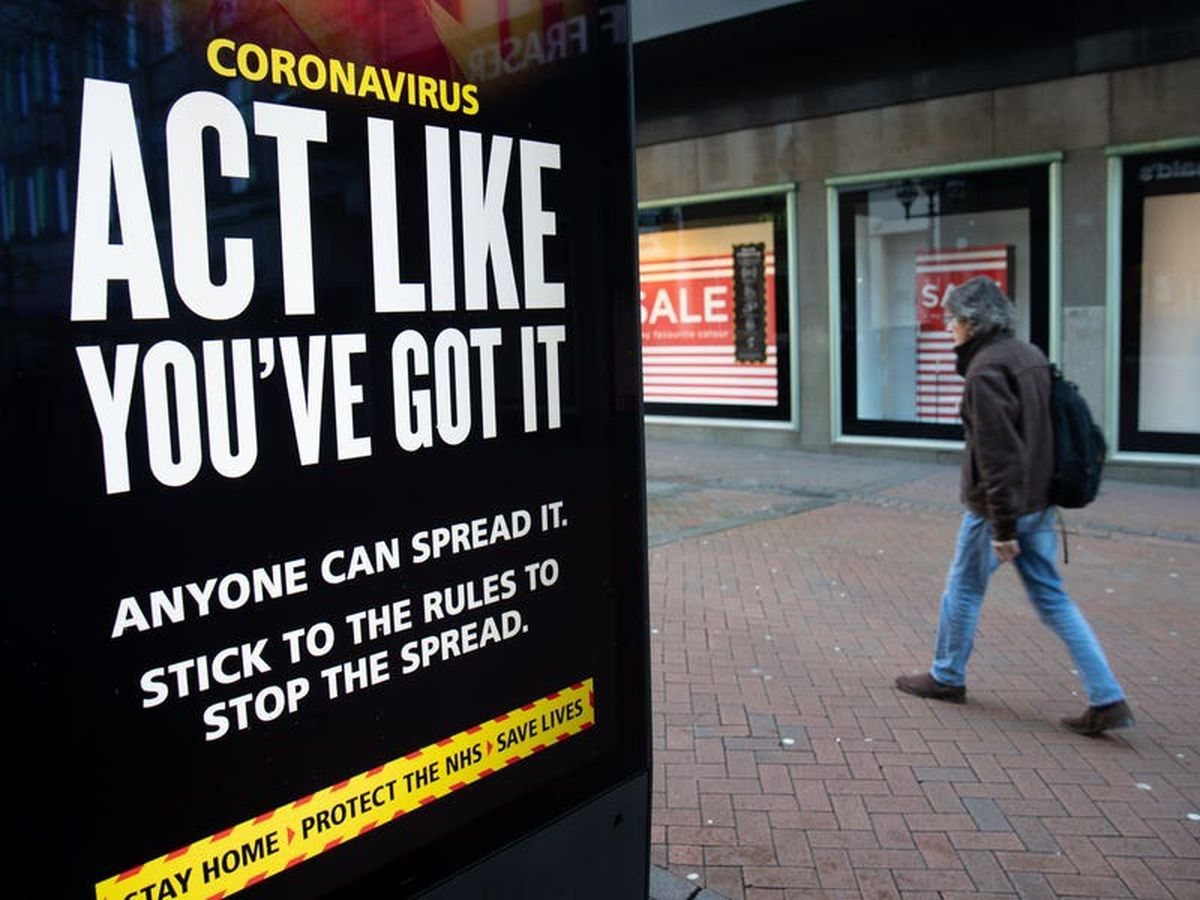 One in 20 may have had Covid-19 in parts of England last week, figures suggest