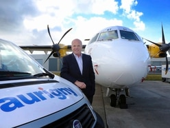 Aurigny could change its name next year