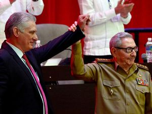 Cuban Communist Party chooses Miguel Diaz-Canel to replace Raul Castro as leader