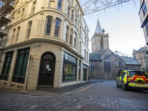 A quiet Church Square during the second coronavirus lockdown. Liberation Group has said it would come through a third if it had to. (Picture by Sophie Rabey, 30024204)