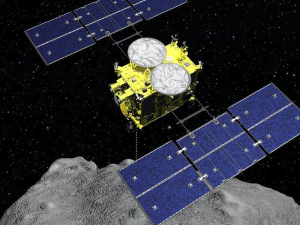 Japanese spacecraft approaches Earth to drop asteroid samples