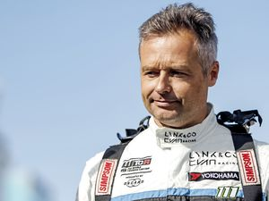 Andy Priaulx endured a tough meeting in Slovakia at the weekend. (Picture by Marcel Langer / DPPI, 24647974)