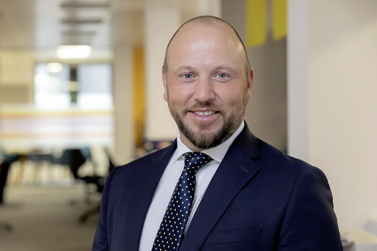 Roland Mills of PwC Channel Islands. (29428216)