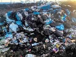 States Works assurances over dumping mixed waste