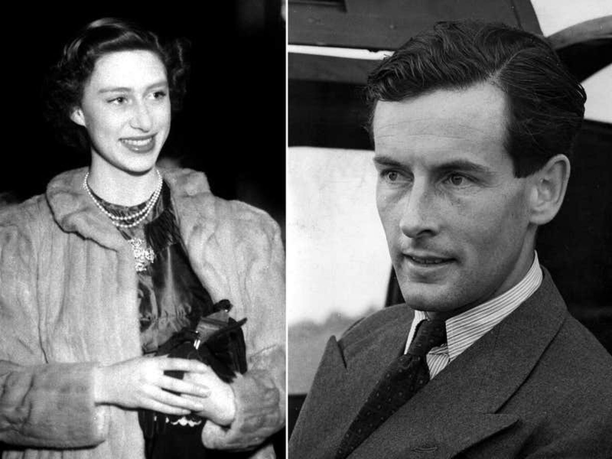 Medals awarded to RAF hero who became Princess Margaret's lover fetch £260,000