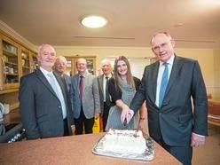 Bailiff officially opens dementia nursing unit