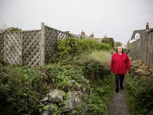 Bouverie resident Sue Edmonds thinks the criteria for DPA open planning meetings are a farce and she is not in agreement with building plans in the area. (Picture by Adrian Miller, 28854422)
