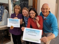 Microbead-free Alderney retailers receive awards
