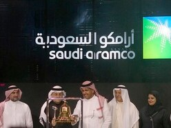 Saudi Aramco oil firm starts trading after record £19.5bn IPO