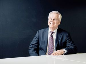 Geoff-Cook, former chief executive of Jersey Finance.