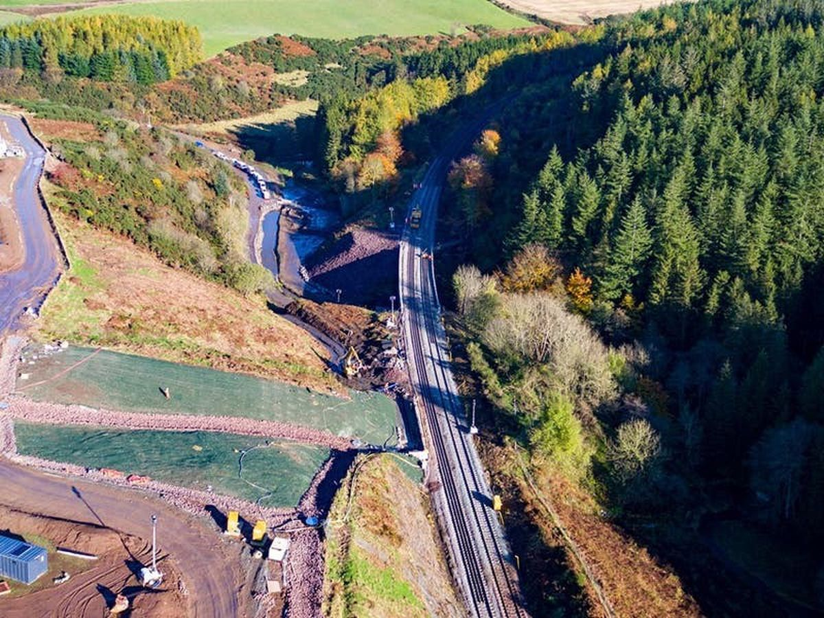 Railway line to reopen after fatal train derailment near Stonehaven