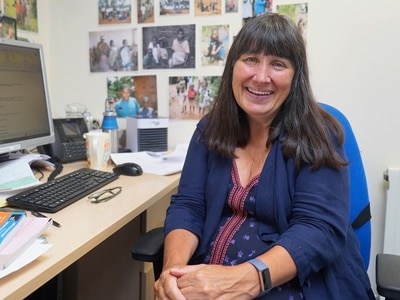 Pride of Guernsey: Dr Susan Wilson