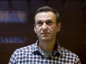 Navalny's doctor says the Putin critic 'could die at any moment'