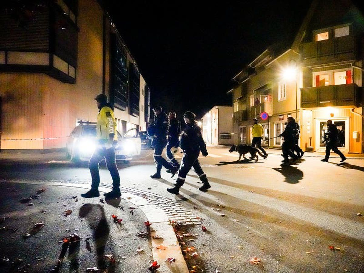 'Several injured and dead' in Norway attack by man with bow and arrow