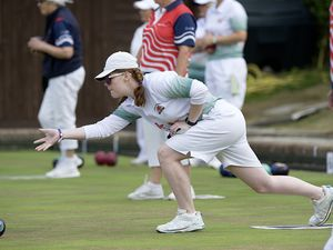 BOWLS Inter insular Jersey v Guernsey at St Saviour's BC                                                             Picture: DAVID FERGUSON. (22477451)
