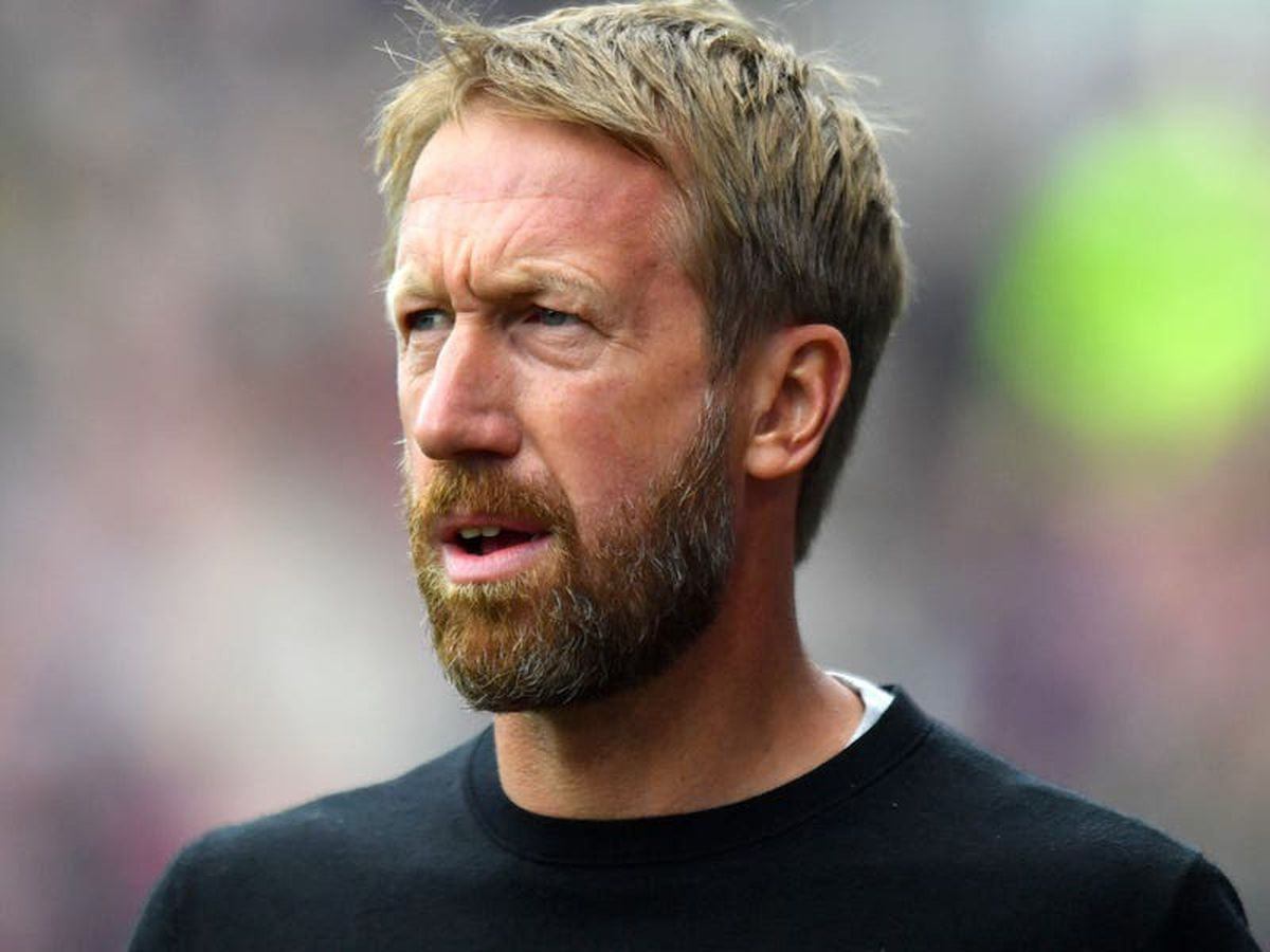 Graham Potter feels sorry for fans who see 'false headlines' amid Newcastle link