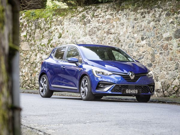 Picture by Sophie Rabey.  11-11-19.  Renault Clio for December DRIVE.. (26334819)