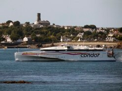 Fast ferry set to sail in the early hours of the morning